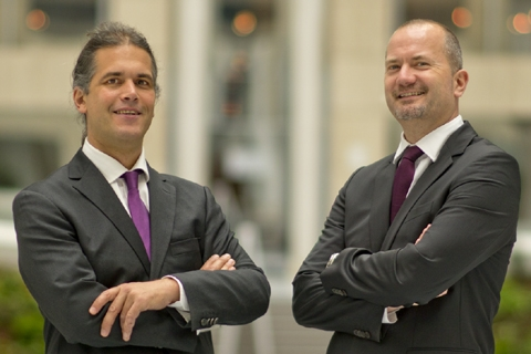 Axel Reinsdorf & Stefan Hahnfeld